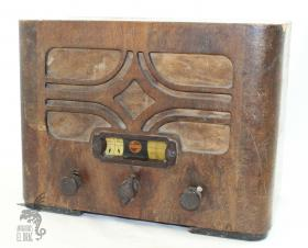 Radio antigua Philips 521 A 1934