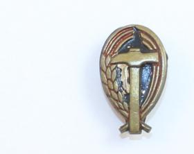 Pin antiguo de la CNS  1940