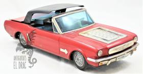 Ford Mustang Bandai sing of quality