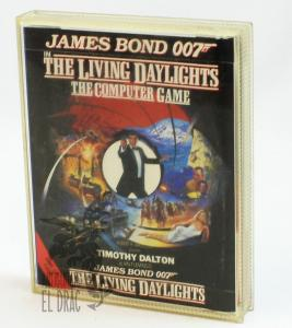 The Living Daylights Amstrad James Bond 007